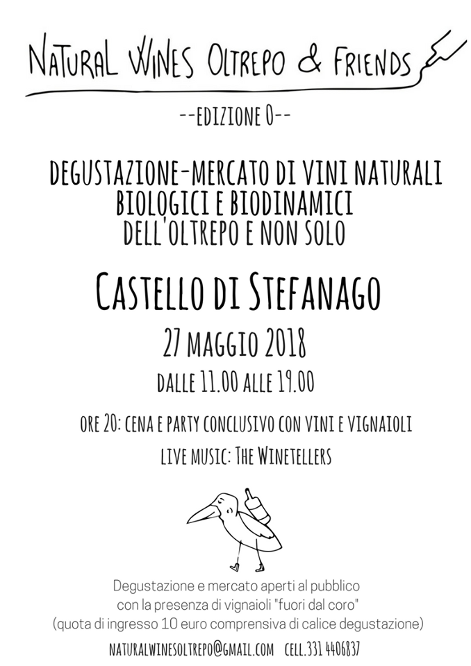 Natural Wines Oltrepo & Friends